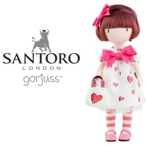bambola santoro gorjuss little heart