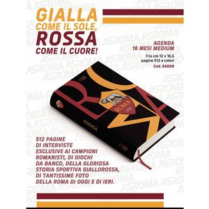As Roma Diario scuola 2022