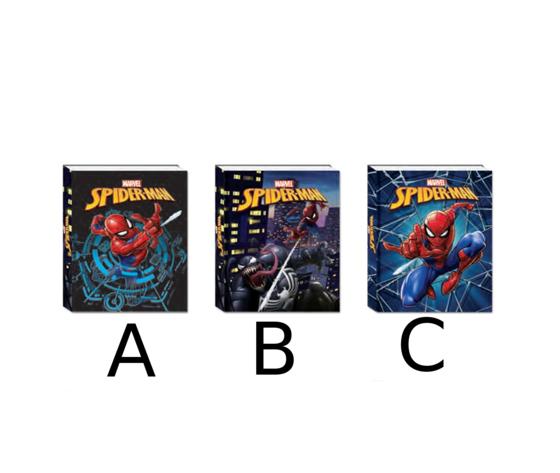 Diario spiderman