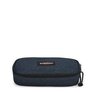 Eastpack astuccio ovale triple denim
