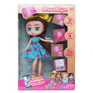 boxy girl brooklin rocco giocattoli