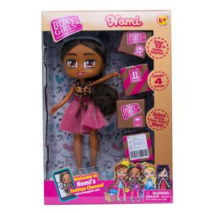 boxy girl nomi rocco giocattoli