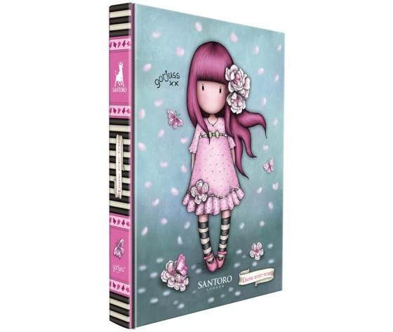 Gorjuss diario 142x193 cm datato imbottito sweet blossom g031