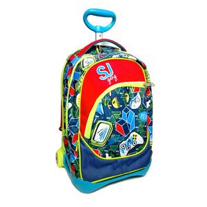trolley scuola seven sj jack jr