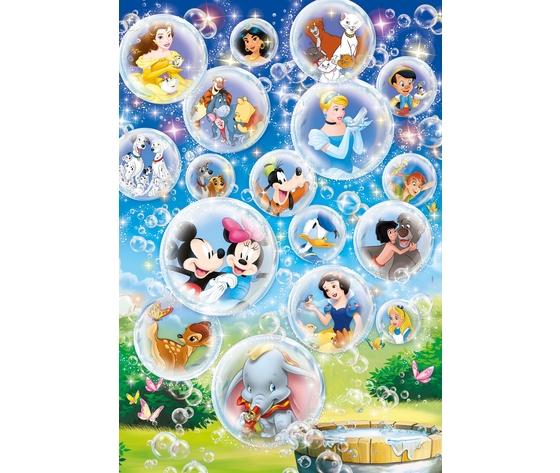 Disney classic 24 pezzi supercolor puzzle fpar0ii