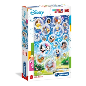 puzzle 60 pezzi Disney Classic