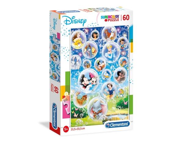 Disney classic 60 pezzi supercolor puzzle nt2a8qc