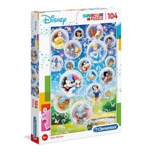 puzzle 104 pezzi Disney Classic