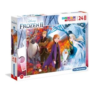 puzzle 24 pezzi Disney Frozen 2-