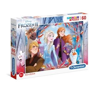 puzzle 60 pezzi Frozen 2