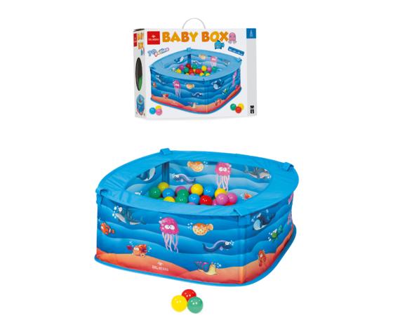 Box baby pesciolini