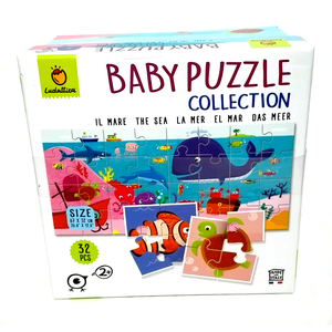 ludattica baby puzzle collection