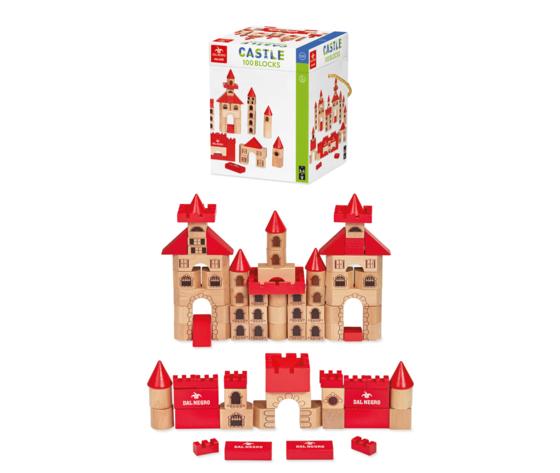 Castel blcoks