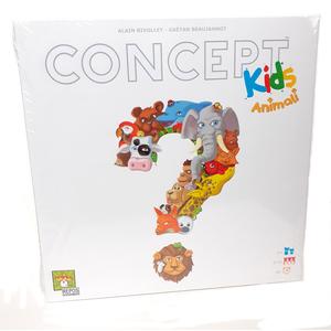 asmodee concept kids animali
