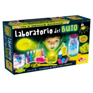 laboratorio del buio lisciani