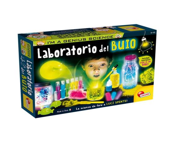 Lisciani laboratorio del buio