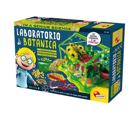 Lisciani laboratorio di botanica