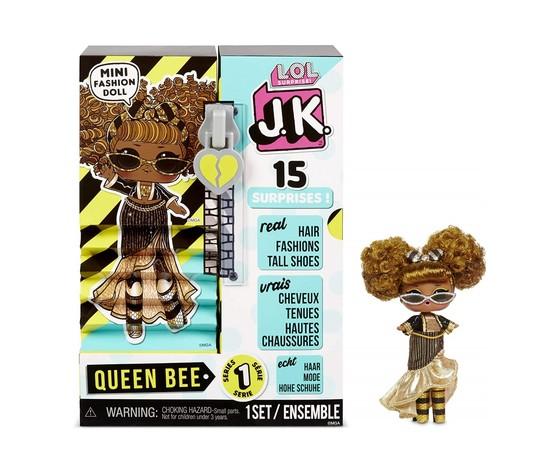 Lol jk doll queen be