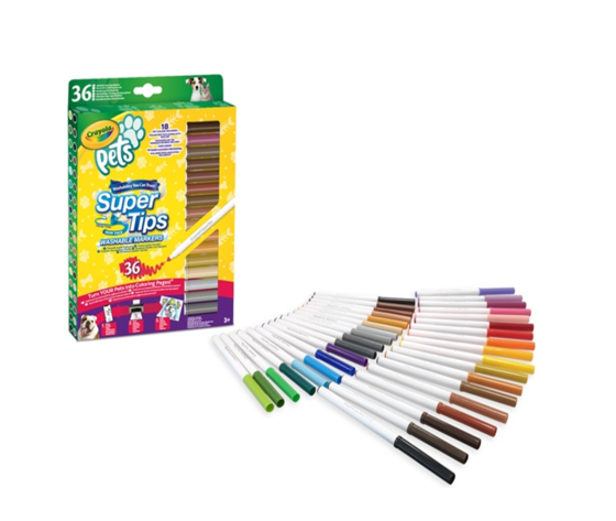 Crayola 36 pennarelli 2