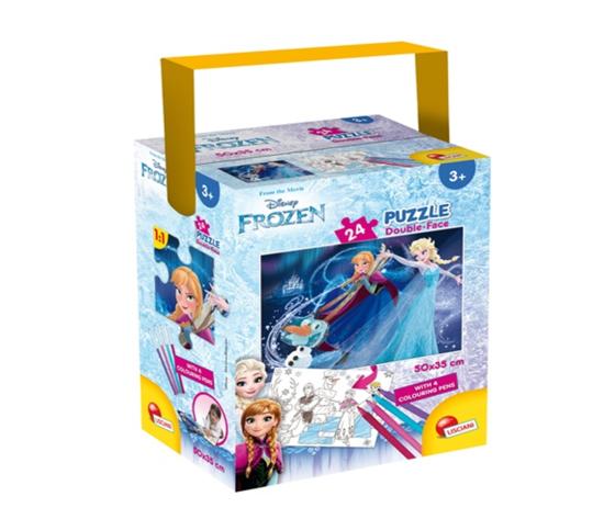 Lisciani puzzle 24 frozen