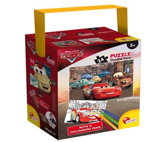 Lisciani puzzle cars