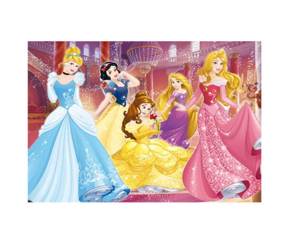 Lisciani puzzle principesse 2