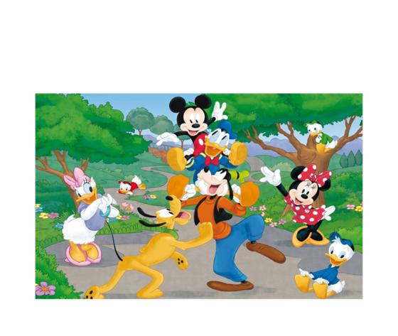 Lisciani puzzle mickey 2