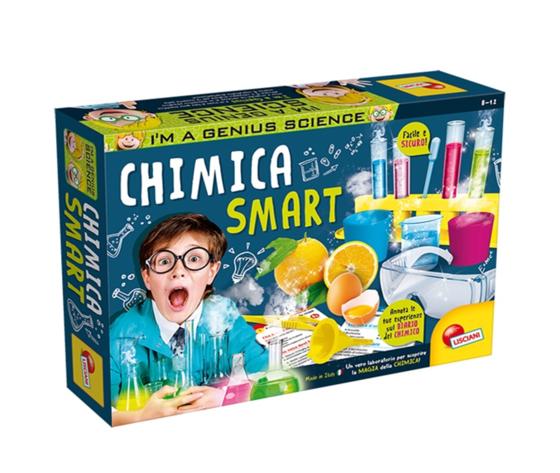Lisciani chimica smart