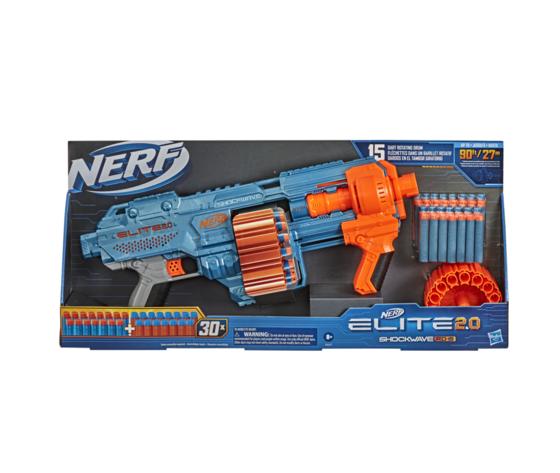 Nerf shockwave