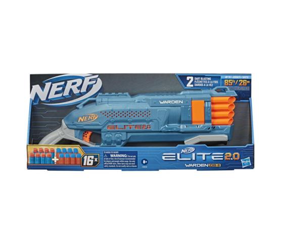 Nerf warden