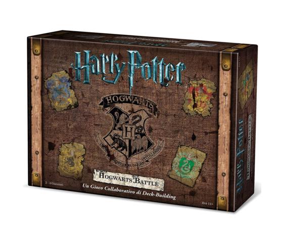 Hp hogwarts battle