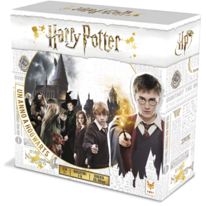 asmodee harry potter un anno a hogwarts