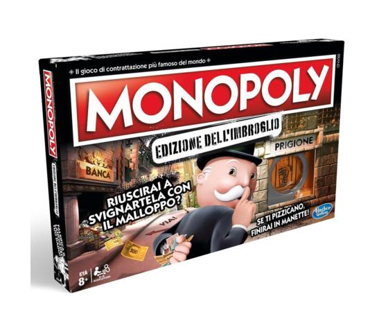 Monopoli edizione imbroglio