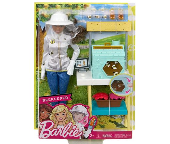 Barbie apicoltrice frx32