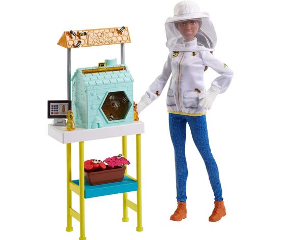 Barbie apicoltrice frx32 2