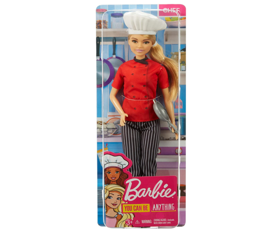 Barbie carriere chef2