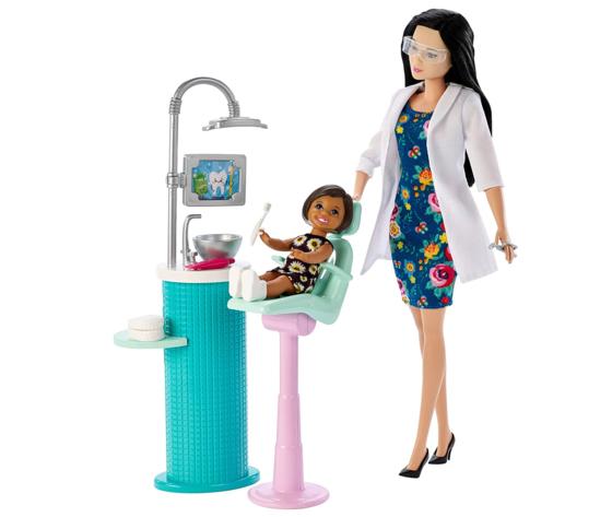 Barbie dentista fxp17 2