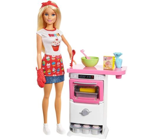 Barbie pasticceria