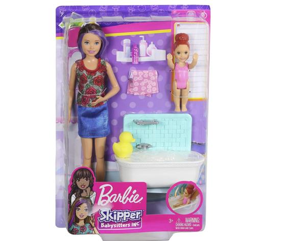 Barbie skipper fxh05