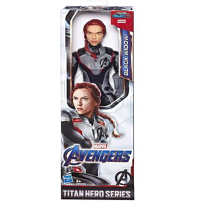 avengers black widow personaggio 30 cm