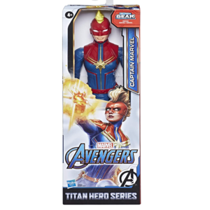 avengers capitan marvel personaggio 30 cm