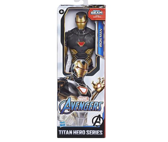 Iron man nero