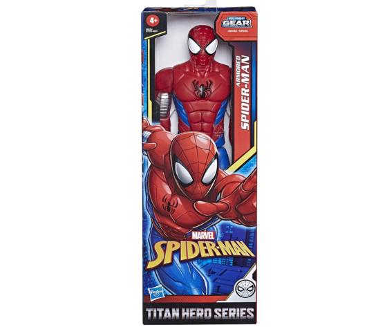 Spiderman armored
