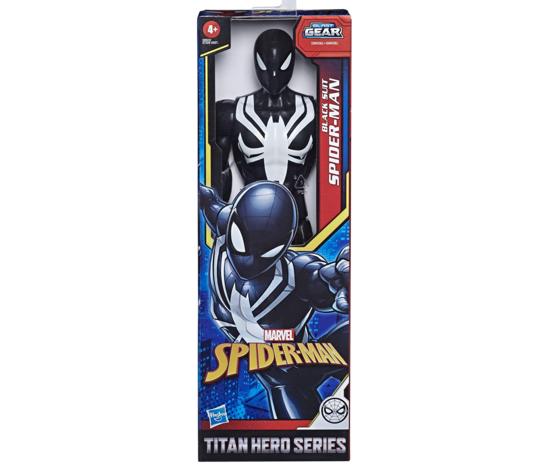 Spiderman blacksuite