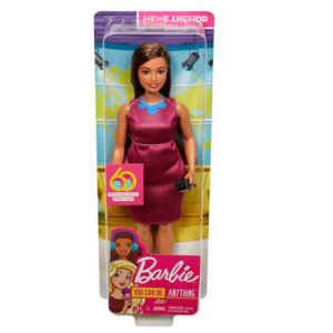 barbie carriere news anchor