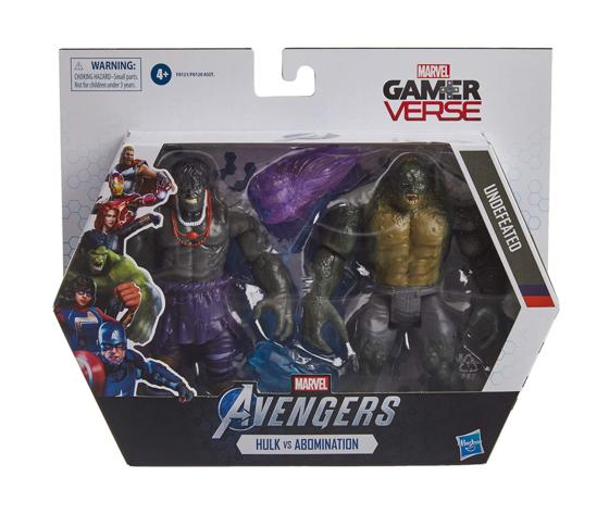 Avengers game hulk
