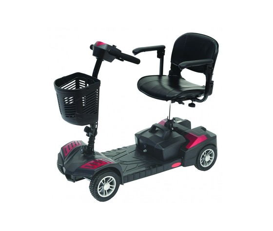 Scooter elettrico andy 4 ruote wimed