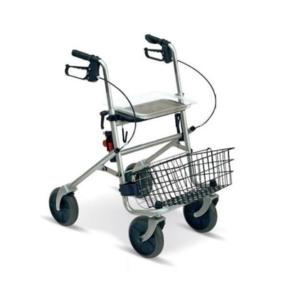 Deambulatore Rollator 4 ruote