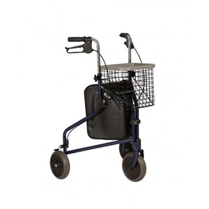 Deambulatore Rollator 3 ruote