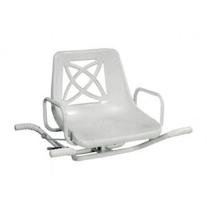 Sedia girevole per vasca da bagno